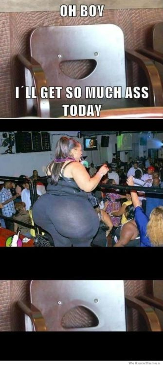 This is how I feel when I go to parties…then there's too many big girls around. Watch out for the big girls.
