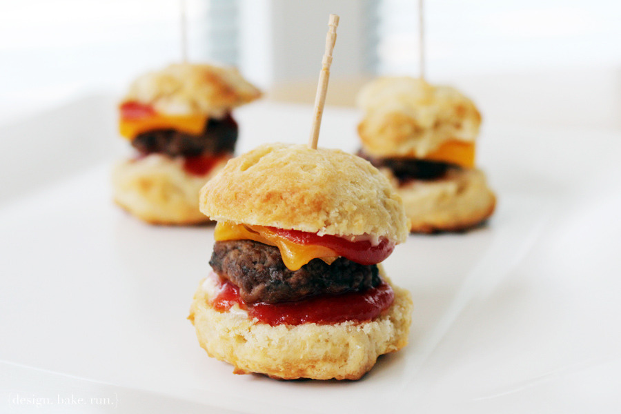 One Bite Mini Sliders