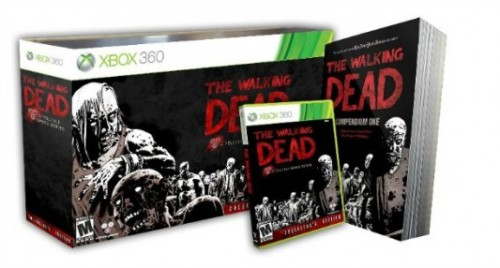 Holy Zombie Balls!  Telltale's 'The Walking Dead' game pre-order bundle includes first 48 issues of comic