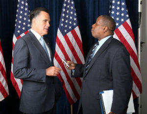 Check out this exclusive interview BE Editor Derek Dingle conducted with Mitt Romney.  How do you think he did?
