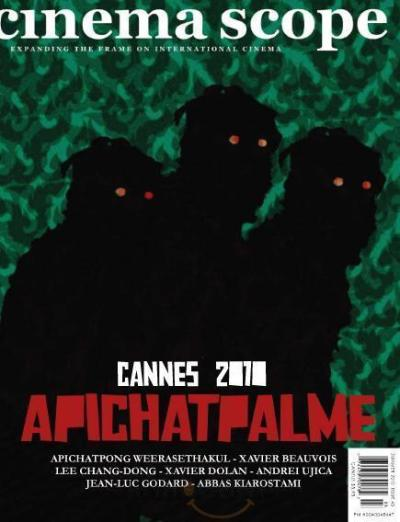 APICHATPALME BITCH! Cinema Scope - Summer 2010