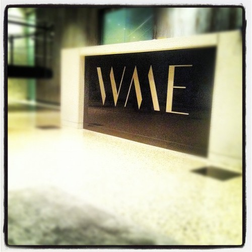 Big time baby. (at WME Entertainment)