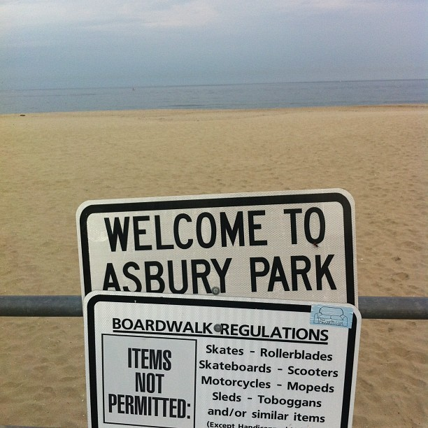 Welcome. #asburypark