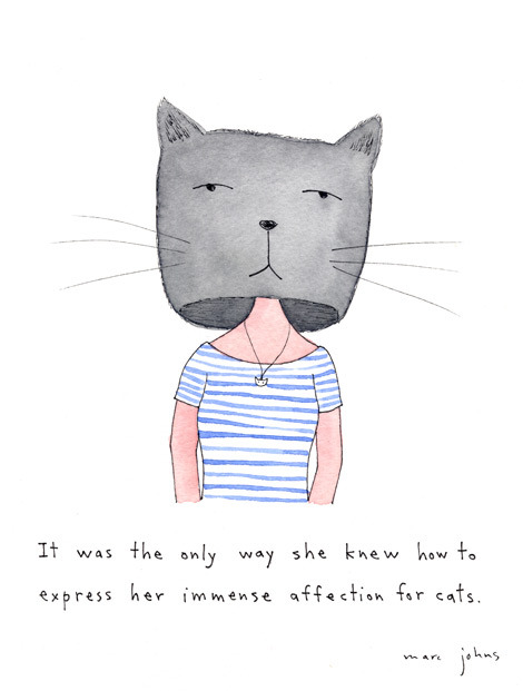 urhajos just found my Halloween costume:  Marc Johns