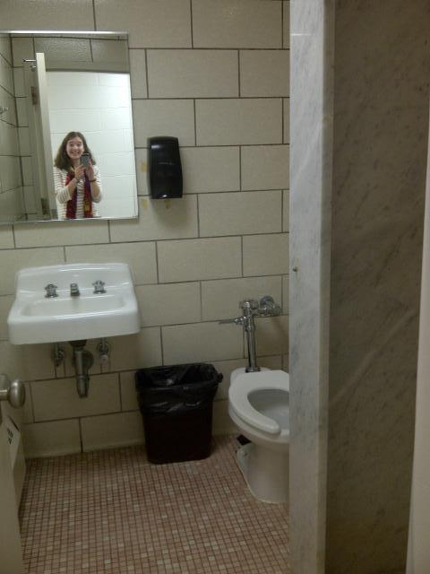 There it is in all its private glory  Amazing. McDaniel Bathrooms
