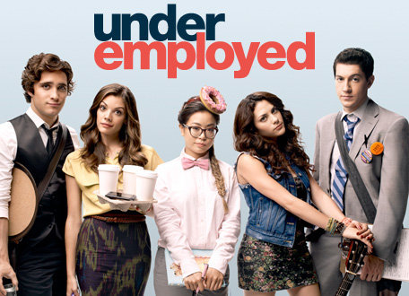 """Swan Song (for Bella)"" on tonight's episode of #underemployed #mtv #10pm"