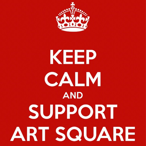 hyperallergic:  You should support Art Square, it's a radical idea to transform Times Square into an ad-free and art-friendly zone … Support via Kickstarter! BIG IDEAS MATTER!