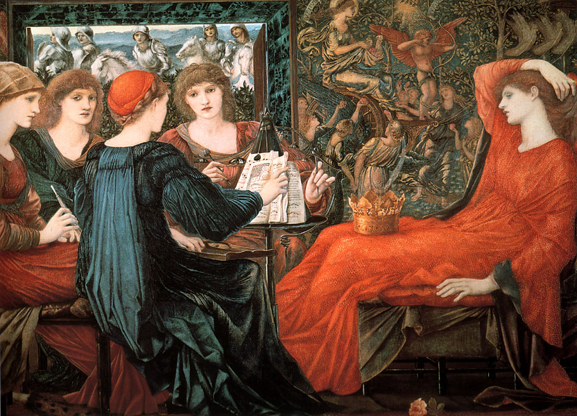 Laus VenerisEdward Burne-Jones1875