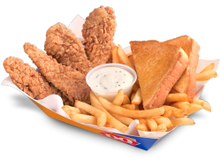 eatsbeets:  dairy queen chicken strip basket  this thing… <3 <3 <3