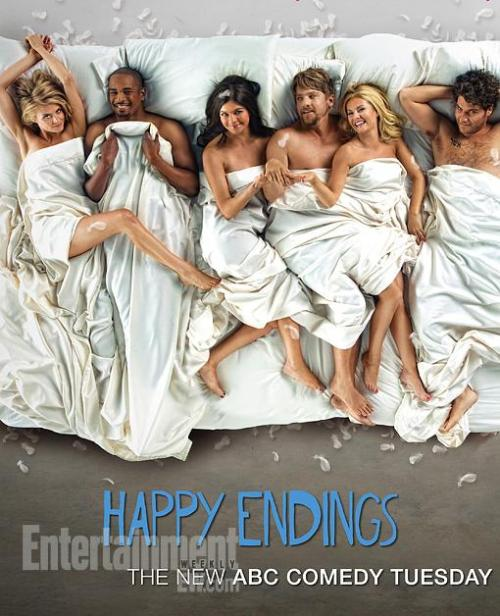 "You could wait until 9 p.m. to watch the premiere of Happy Endings' third season on ABC… or you could be all ""suck it, patience!"" and watch the episode's first five minutes, exclusively on EW.com. The choice is yours, and yours alone… but you should know that the clip is pretty amahzing."