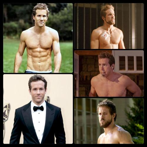 Happy Birthday Ryan Reynolds! If you never want to wear a shirt again, we wouldn't be mad at you…