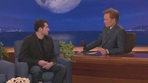 Billy Eichner on Conan Tonight! Billy Eichner is back on Conan tonight at 11/10c on TBS with a very special guest. Your TV might break from excitement! Season 2 of Funny Or Die's Billy on the Street premieres Dec. 7 (Friday) at 10/9c on Fuse!