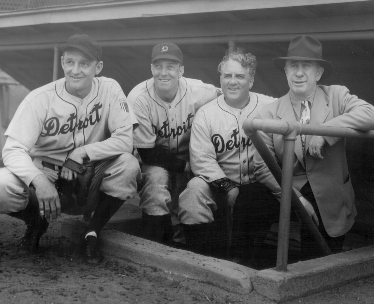 1940s Detroit Tigers, Trautman