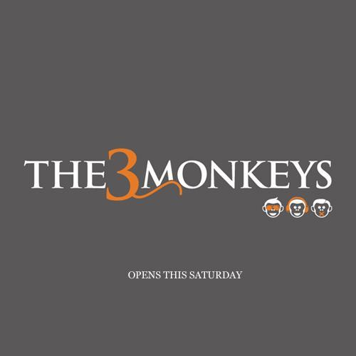 The 3 Monkeys Bar, brought to you by Peppermint Bars & Events opens this Saturday in Balham, South London. We invite you to obey the Golden Rule: leave your troubles and inhibitions at the door, and enjoy. Click here to find out more: https://www.facebook.com/The3MonkeysBar