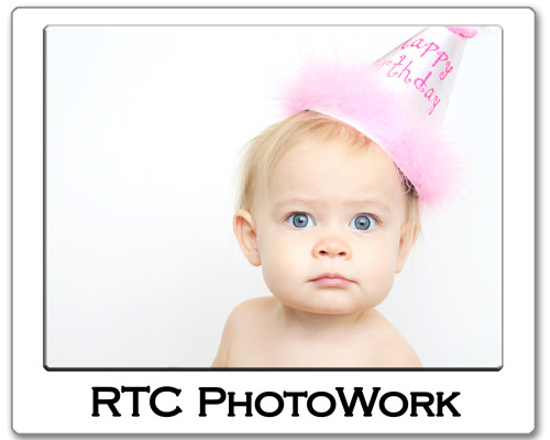 RTC PhotoWork: Vivi 1 Year Birthday Origins Keller Fort Worth Baby Photographer