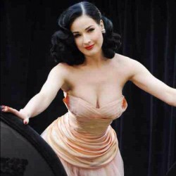 She is just so darling! #ditavonteese