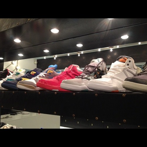 Pump It Up.  (at UBIQ Walnut Street)
