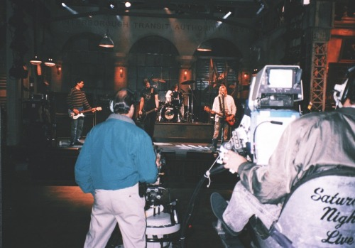 nirvanism:  09/23/1993 - NBC Studios (Saturday Night Live rehearsal), New York, NY