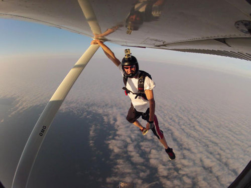 enfuga:  (vía 18 Breathtaking Action Shots Taken with a GoPro Camera | Bored Panda)