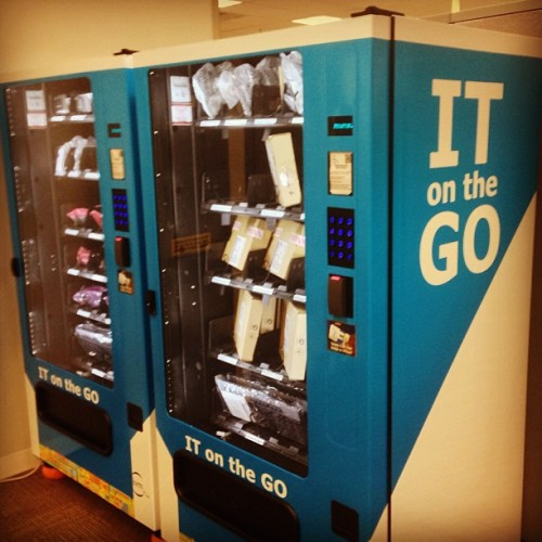 All tech diet vending machines saving IT departments time and money http://t.co/UoFDM2YW
