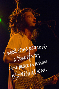 stfuandjumponthisdick:  SOJA Peace In A Time Of War