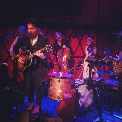 The Last Bison EP release show! (at Rockwood Music Hall)