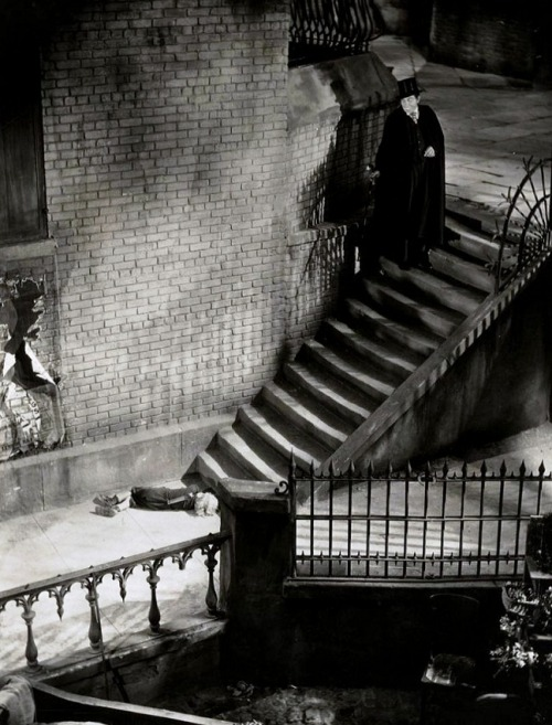 "Fredric March in Dr. Jekyll & Mr. Hyde (1931, dir. Rouben Mamoulian) (via) ""All things therefore seemed to point to this: that I was slowly losing hold of my original and better self, and becoming slowly incorporated with my second and worse."" -Robert Louis Stevenson, The Strange Case of Dr. Jekyll and Mr. Hyde (1886)"