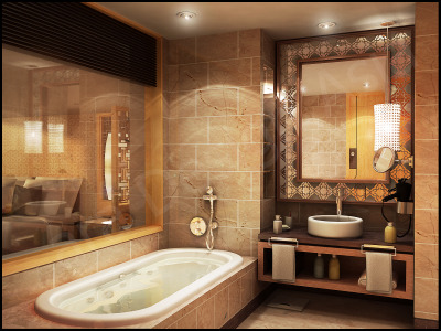 homedesigning:  Amazing Bathroom