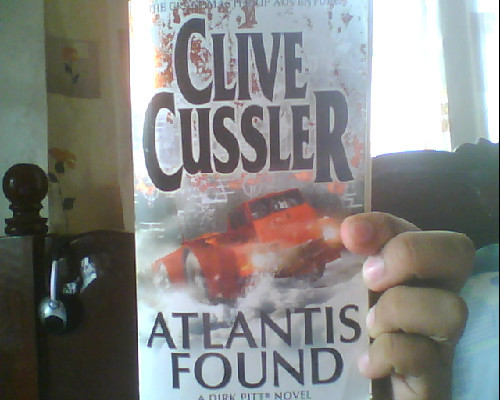 Clive Cussler is awesome.