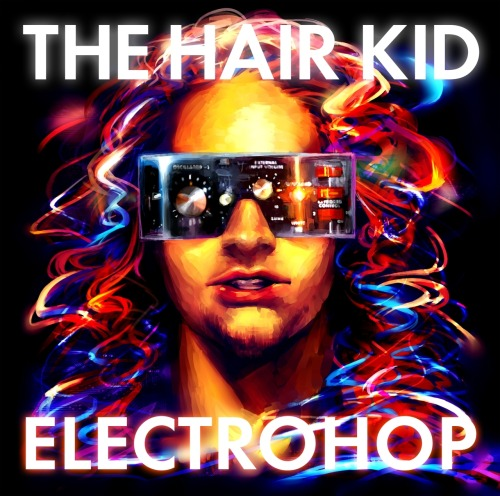 The Hair Kid - Electrohop Vocal-heavy electro from The Hair Kid makes me wonder whatever happened to the Audio Bullys. The Hair Kid's foray into original tracks is an electrifying eye-opener from the previously remix-mostly DJ, an electro-disco Beastie Boys breath of fresh air. gotta get hip to electrohop Don't miss: the video for Android Poppin', off of this very EP Also check out: The Hair Kid's Soundcloud, featuring pretty much every remix and bootleg remix he's made.