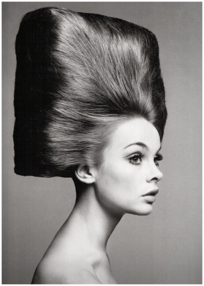 Richard Avedon - Twiggy, 1965