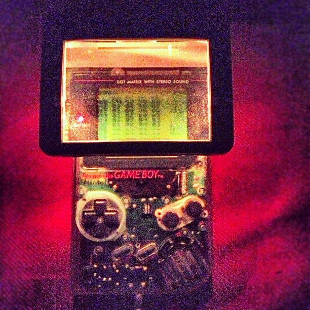 Night jams. #chipmusic