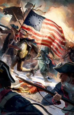 welovegaming:  Assassin's Creed III by Chad Gowey