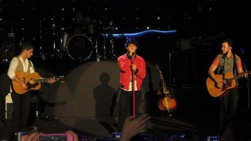 Jonas Brothers Concert 22/10/2012 - Fort Canning Park, Singapore   I miss them already <3