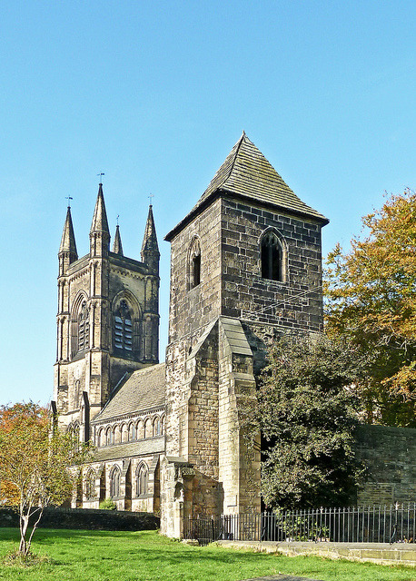 St Mary, Mirfield by Tim Green aka atoach on Flickr.