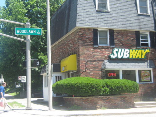 fullergoeasy:  retiredbeast:  This is the Subway that Jared went to.  BLOOMINGTON REPRESENT!  Not even a block away from my office! GROSS SANDWICHES 4EVER