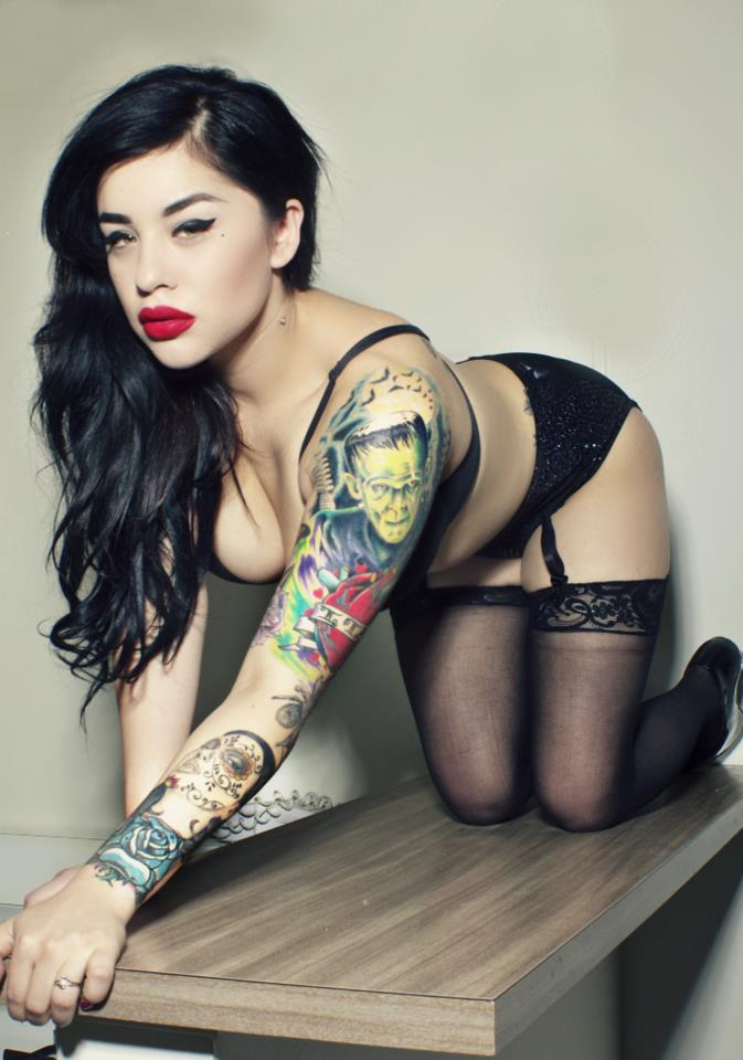 womenwithink:  Kelsey Alexandra  Our FB page here: Women with Ink Our Twitter here: https://twitter.com/womenwithink Our Pinterest here: http://pinterest.com/womenwithink/