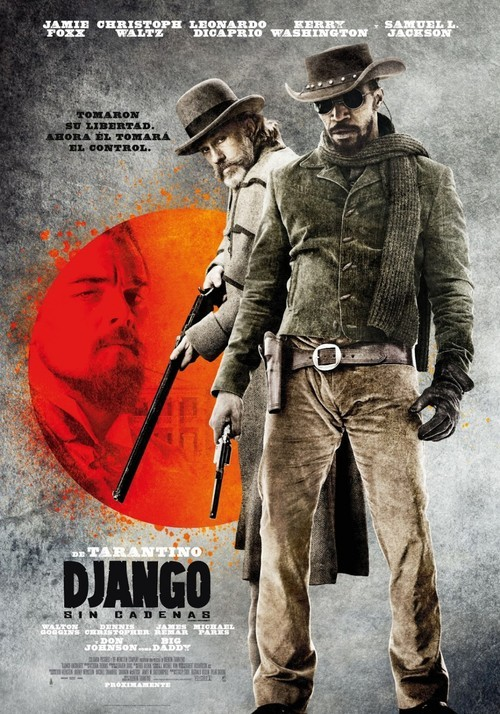Awesome new trailer arrives for Django Unchained: watch now A brand new international trailer has arrived for Django Unchained, and it's crammed to the gills with previously unaired footage from Tarantino's Western extravaganza…