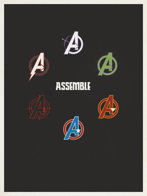 The Avengers by Matt Owen