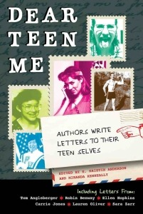 Dear Teen Me — in which YA authors write letters to their younger selves (Ellen Hopkins! Sara Zarr! Lauren Oliver! Oh my.) [via Horn Book]