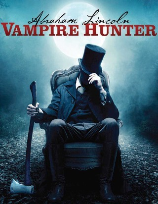 I am watching Abraham Lincoln: Vampire Hunter                                                  89 others are also watching                       Abraham Lincoln: Vampire Hunter on GetGlue.com