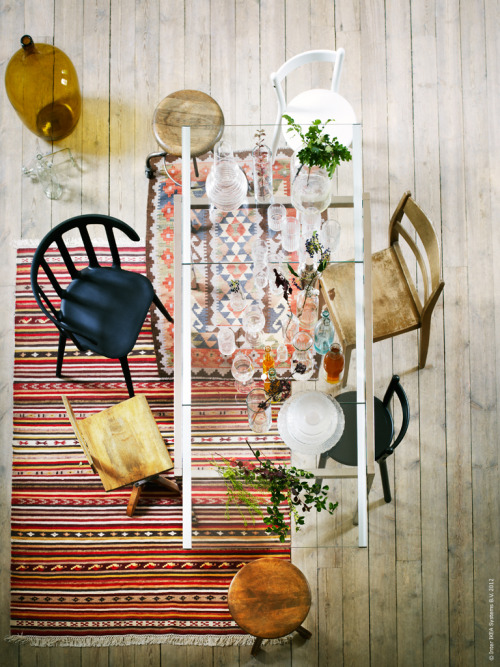 fromscandinaviawithlove:  Photo by Patric Johansson for Ikea Livet Hemma.