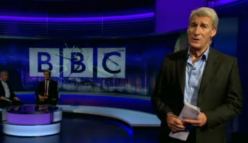 Viewers complain as Jeremy Paxman goes without tie on Newsnight Jeremy Paxman has provoked a ripple of outrage after appearing on BBC programme Newsnight without a tie. Up until now, Jeremy Paxman's appearances on Newsnight have been notable for their tough, no-nonsense approach, with everyone from politicians to company spokesmen ending up on the receiving end of a grilling from the notoriously cantankerous host. But last night the esteemed broadcaster made a new name for himself as he presented the show without wearing a tie, a garment he has previously called 'an utterly useless part of the male wardrobe'. Do you agree with him?