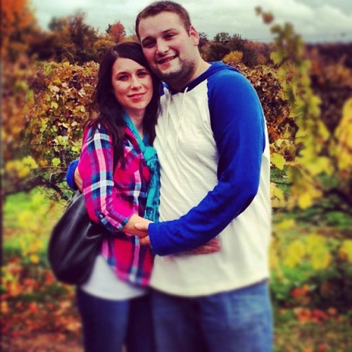 Last weekend at the wineries with Jess!