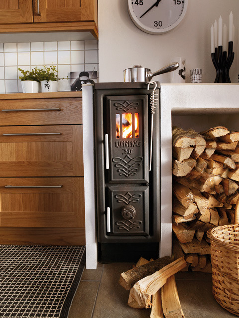 stormyarthur:  Viking 30, wood burning range.