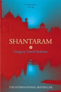 Shantaram, Gregory David Roberts (F, 20s, skinny jeans, slip-on shoes, mouthing the words, Bourbon Coffee) http://bit.ly/Stb7vW