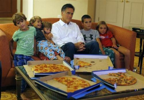 Slideshow: Mitt Romney and his 18 grandchildren