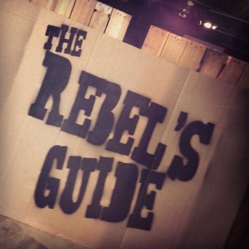 join us this week for The Rebel's Guide. @thecrossingst