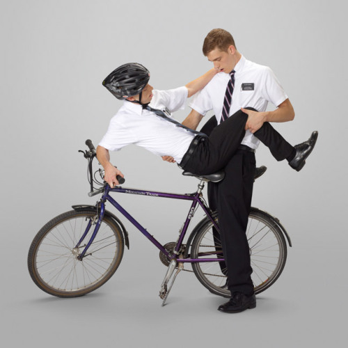 ]Neil DaCosta and his wife are geniuses. Mormon Missionary Positions.