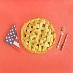 Election Day Eats: Introducing 'Voting Day' Apple Pie Bake-Offs - by Lara Rabinovitch  Ask your friends to name their favorite aspect of any holiday and talk will turn to food pretty quickly. So if Election Day were a national holiday, what food would we eat? Nothing is as American as, well, apple pie, so I propose we mark Election Day by celebrating this quintessential American dish, broadly conceived, in voter-based baking competitions across the country. Think of it was voting with your ballot and palate. Continue reading on good.is  Art Direction and Photography by Jessica De JesusApple pie by Carolyn Sams